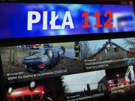 Piła 112 – portal informacyjny